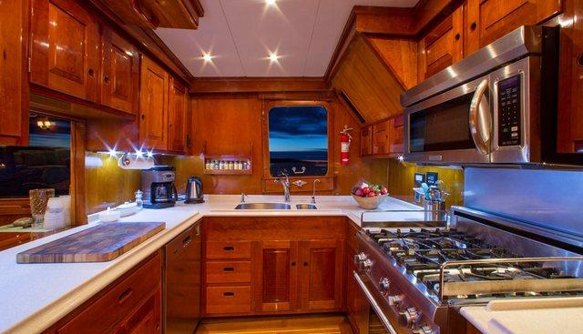 Tumblehome Charter Yacht - 7