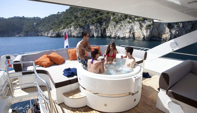 Simple Pleasure Charter Yacht - 2