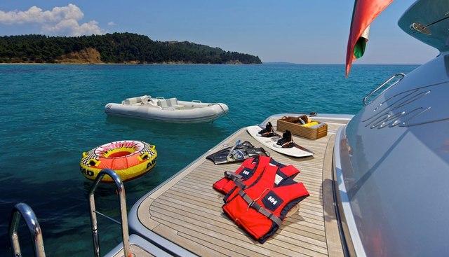 Thea Malta Charter Yacht - 5