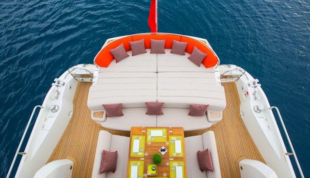 Firecracker Charter Yacht - 4
