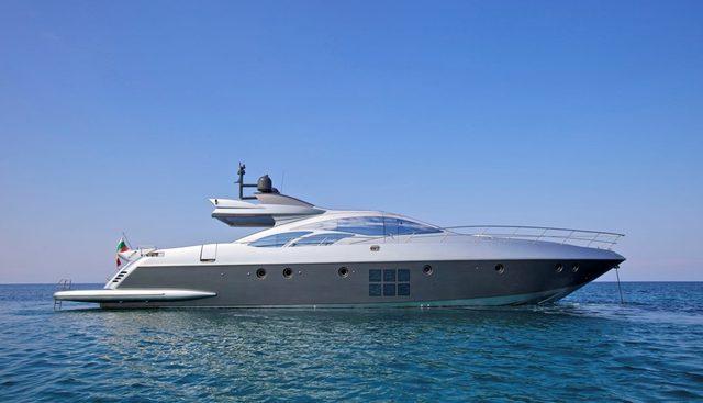 Thea Malta Charter Yacht