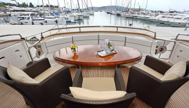Lady Marcelle Charter Yacht - 2