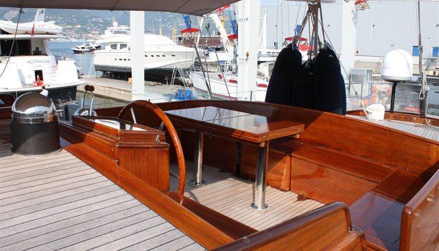 Sampei Charter Yacht - 3