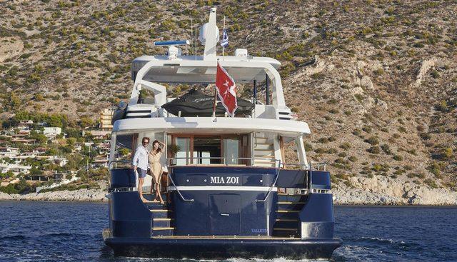 Mia Zoi Charter Yacht - 5