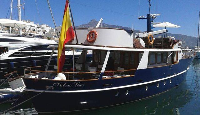 Falcao Uno Charter Yacht - 5