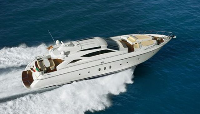 Trilly Charter Yacht - 2