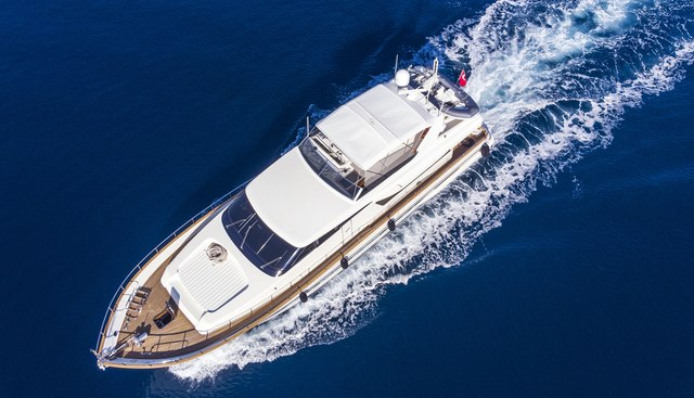 Barbarossa Moratti Charter Yacht - 2