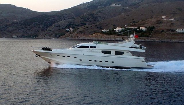 Sympatico Charter Yacht