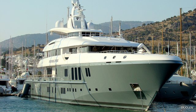 Dytan Charter Yacht - 4