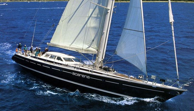 Scarena Charter Yacht - 2