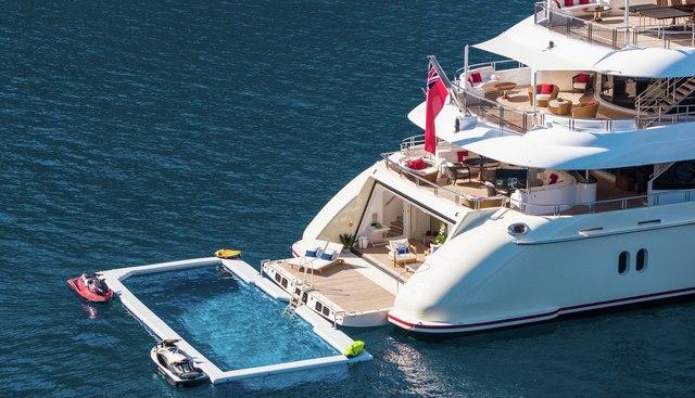 Eminence Charter Yacht - 5