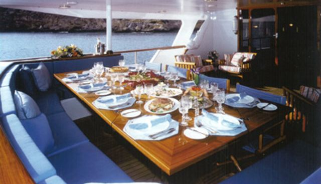 The Goose Charter Yacht - 4
