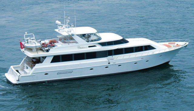 Citation II Charter Yacht