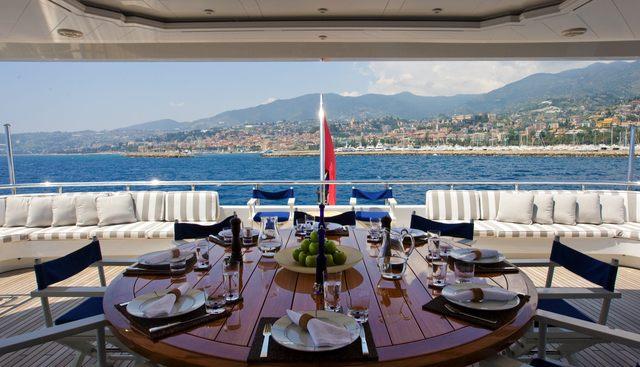 Diamond Charter Yacht - 8