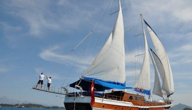 Salmakis Charter Yacht - 5