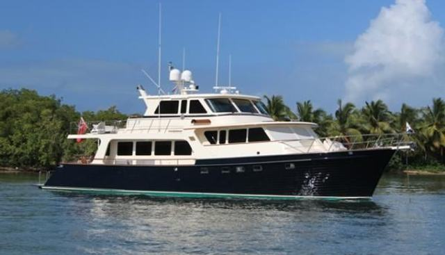 Perspicaz Charter Yacht