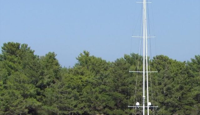 Aquarius Alfa Charter Yacht - 2