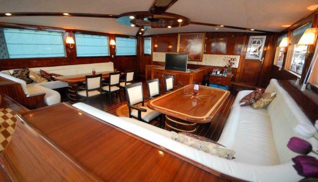 Esma Sultan Charter Yacht - 3