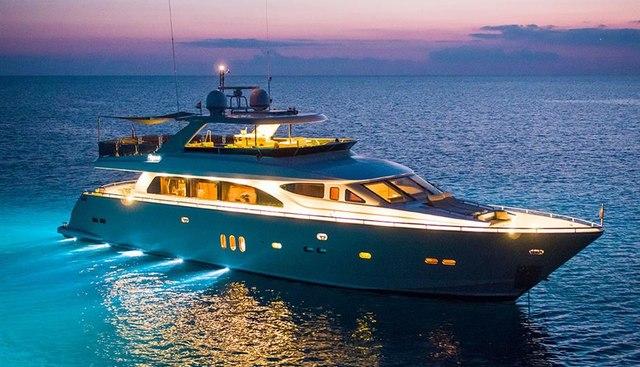 Etoupe Charter Yacht