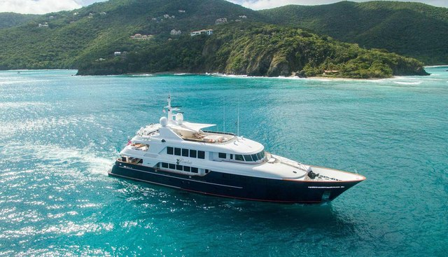 Bacchus Charter Yacht