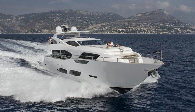 Mr K Charter Yacht