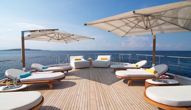 O'Natalina Charter Yacht - 3