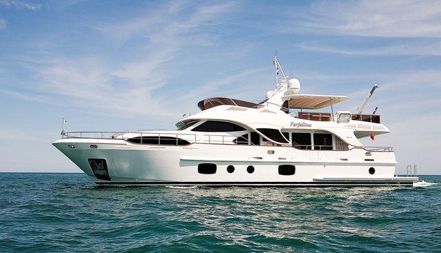 Farfallina Charter Yacht