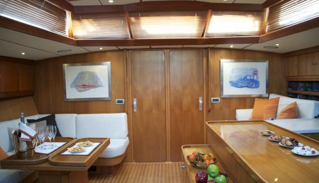 Volador Charter Yacht - 6