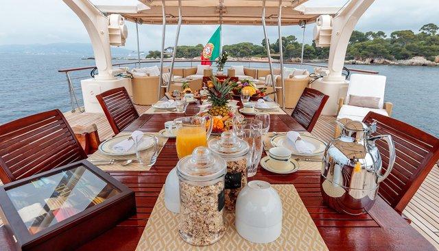 Arionas Charter Yacht - 2