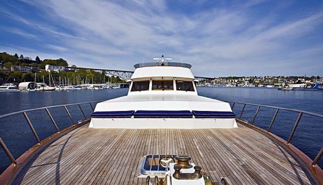 Accord Charter Yacht - 2