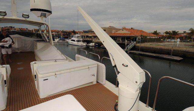 Burning Daylight Charter Yacht - 5
