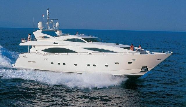 Ti Amo Charter Yacht - 2