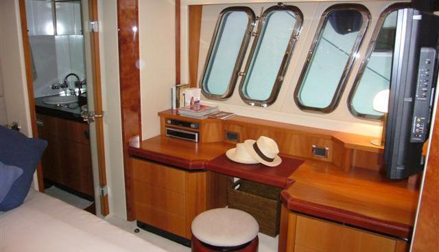 Indigo Blue Charter Yacht - 5