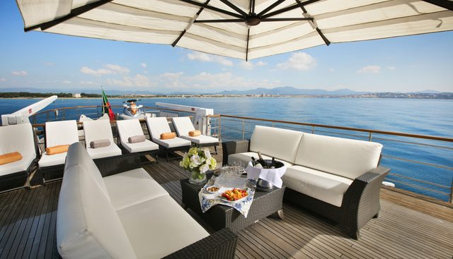 Lady Jersey Charter Yacht - 4