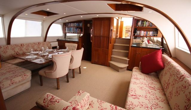 August Maverick Charter Yacht - 5