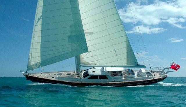Cabochon Charter Yacht