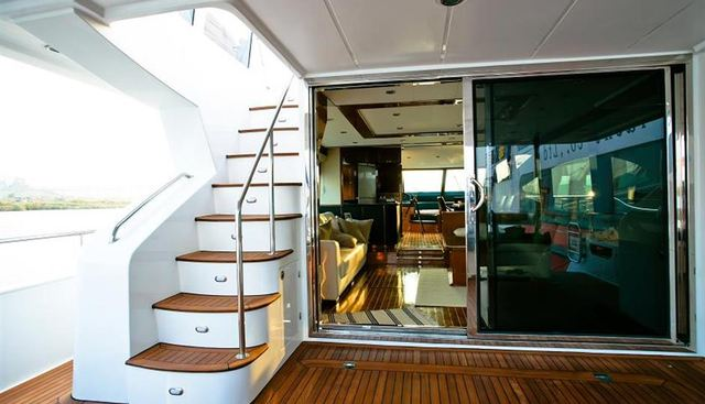 Heysea 78 Charter Yacht - 2
