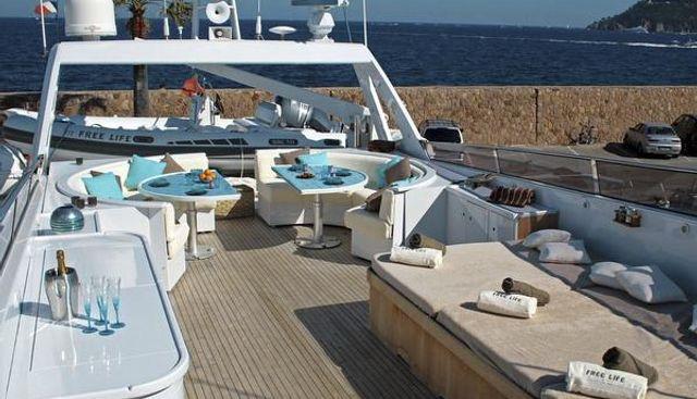 Chamade Charter Yacht - 2