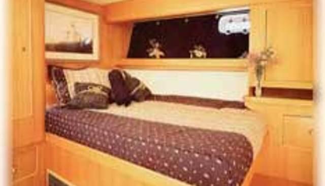 Taza Mas Charter Yacht - 4
