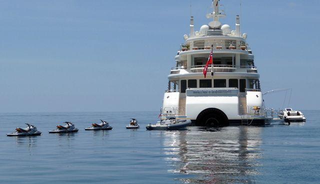 Ecstasea Charter Yacht - 3