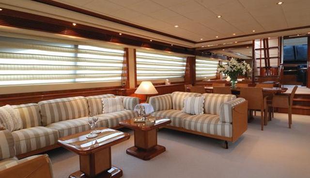 Lady Y Charter Yacht - 3