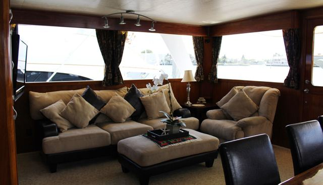 Ms B Haven Charter Yacht - 6