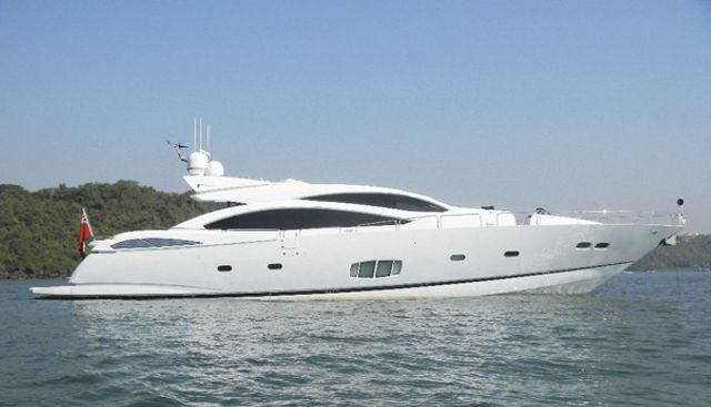 Lady Anna III Charter Yacht