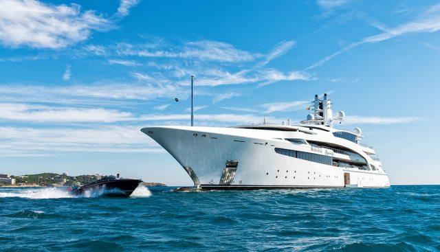 I Dynasty Charter Yacht - 2