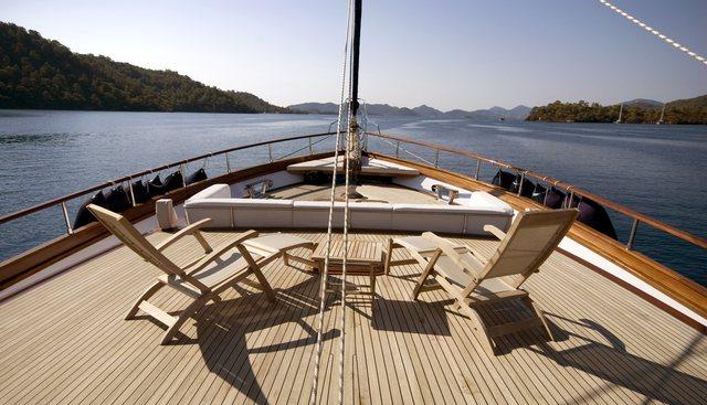 Papa Joe Charter Yacht - 4