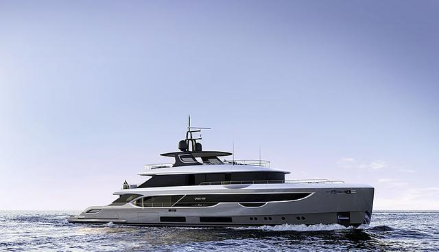 OASIS 40M /08 Charter Yacht