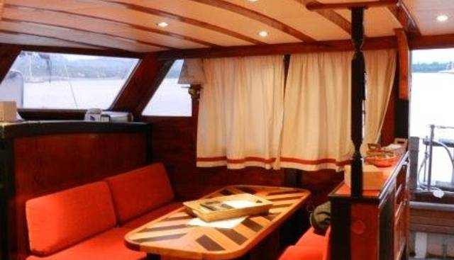 Alissa Charter Yacht - 7
