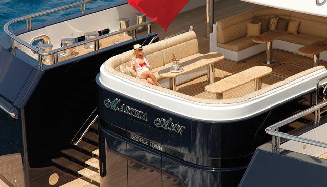 Horizons III Charter Yacht - 5