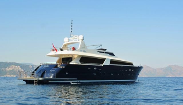 My Tutku Charter Yacht - 5