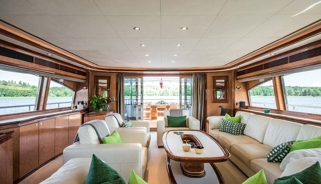 Queen of Sheba Charter Yacht - 5